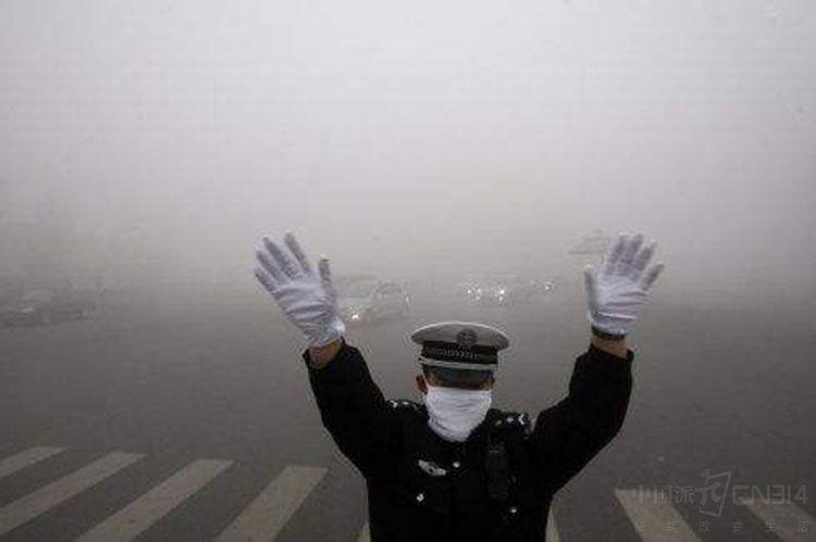 哈佛科学家研究发现甲醛是中国发生雾霾的重要因素