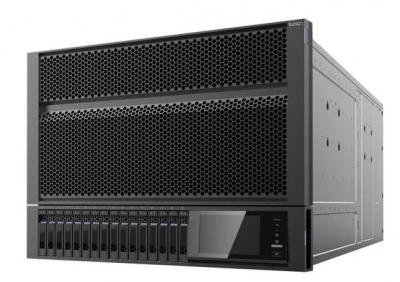 中科曙光发布全球首款闭式循环一体液冷八路服务器——I980-G30