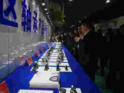 """贵州独山轴承产业园以""""集群化""""造就""""规模化"""" 年产值近10亿"""