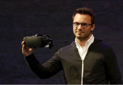 Oculus联合创始人艾瑞比宣布离职,加入Facebook高管离职潮