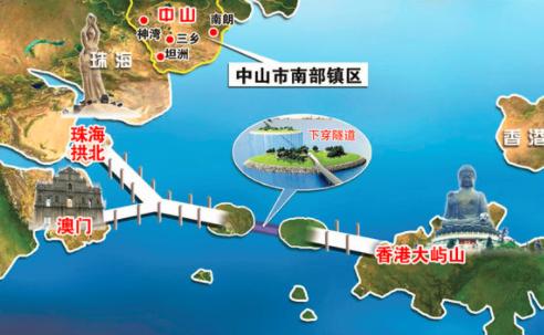 """40米水压下""""滴水不漏"""",港珠澳大桥海底隧道如何合作防水的?"""