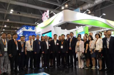 中联环境携重磅产品首次亮相2018香港国际环保博览会