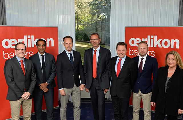 欧瑞康巴尔查斯完成德国目标收购,扩大了汽车表面处理的产品组合
