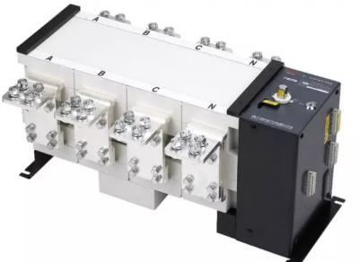 德力西电气大规格PC级双电源自动转换开关电器问世 可实现两进一出