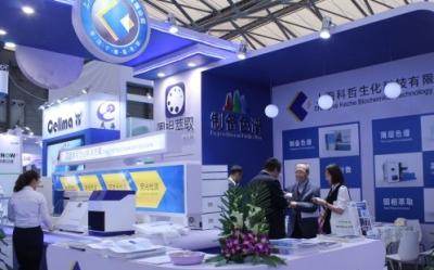 上海科哲全自动制备色谱亮相2018上海分析生化展
