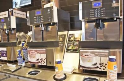 自助咖啡机的兴起 霍尔传感器行业''被动'发展