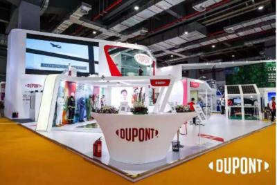 杜邦可丽耐®设计参展进博会亮点纷呈,共享中国机遇