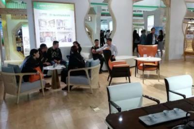 永安林业森源家具亮相第十四届(三明)林业博览会