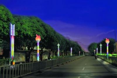 真优美照明以参展商身份亮相第十七届香港国际秋灯展