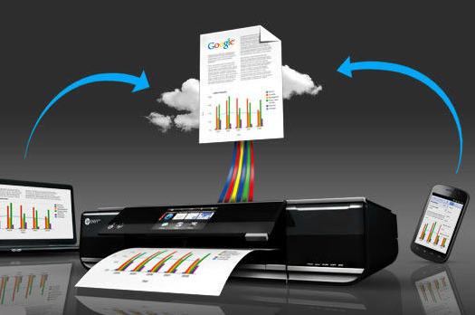 惠普发布官方微信打印小程序
