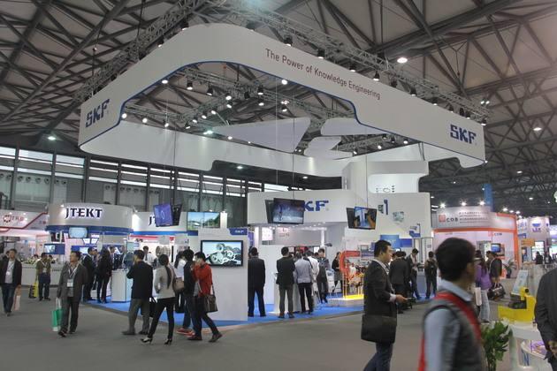 动力传动行业亚洲第一专业展会盛大开幕,工业4.0蓄势待发