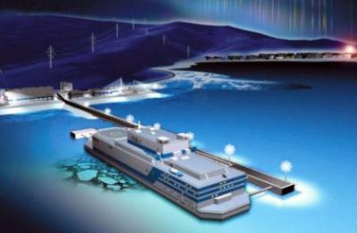 中国首个海上浮动核电站将在山东烟台竖起!