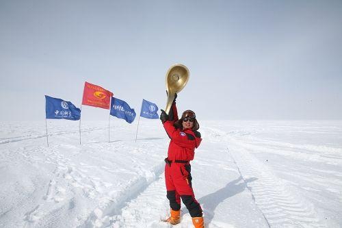 中国第35次南极科考队员将在南极冰穹A安装小型望远镜