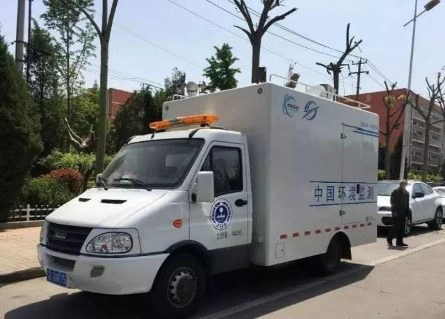 """""""走航雷达""""车将亮相兰州街头监测大气污染守卫""""兰州蓝"""""""