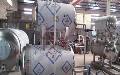 冷杀菌技术产业化应用新热点