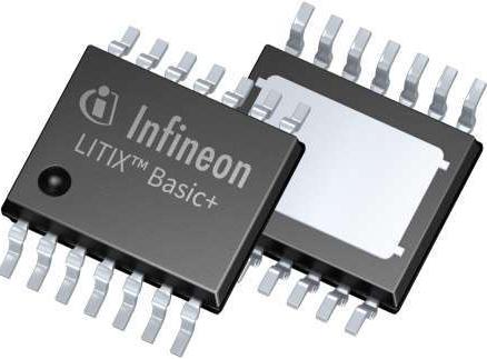 英飞凌推出新型LED驱动器LITIX™ Basic+,具备单个LED短路诊断功能