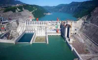 金沙江下游水电今年蓄水任务完成 昭通成为中国水电基地!