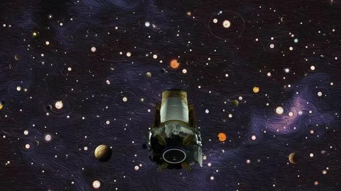 """""""行星猎手""""——开普勒太空望远镜光荣退休"""