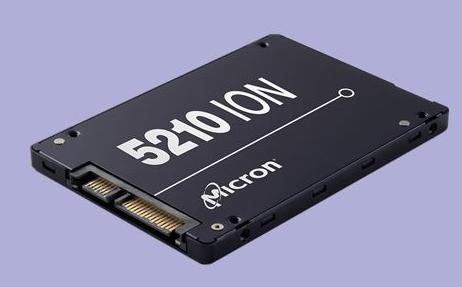 美光科技宣布美光5210 ION 企业级 SATA 固态硬盘成功面向市场