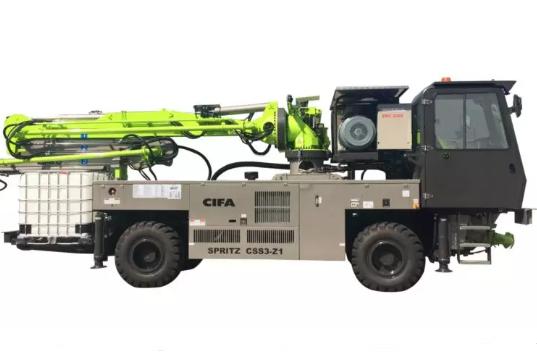中联重科混凝土机械4.0精品即将霸气亮相上海宝马展!
