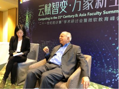 图灵奖获得者罗杰·瑞迪:人工智能技术将让全球经济扩大10倍