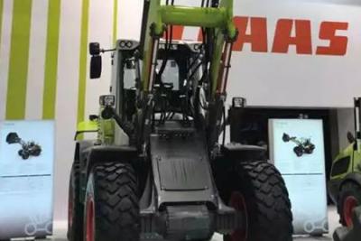 第43届意大利国际农业及园林机械展览会打造精彩绝伦农机盛宴