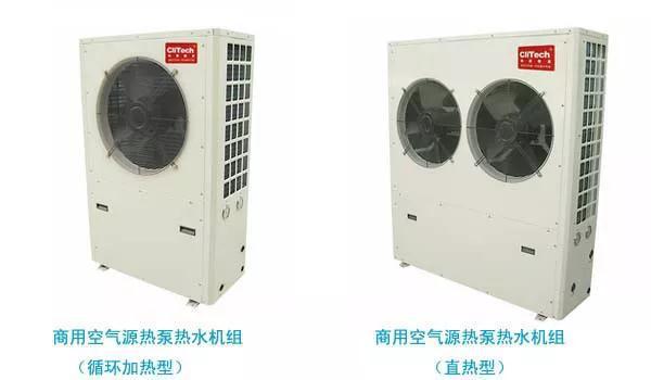 铠耐空气能热泵平稳运行十年 树行业标杆