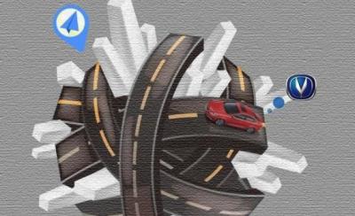 """长安CS95:高德地图车机版3.0打造出行""""智慧大脑"""""""