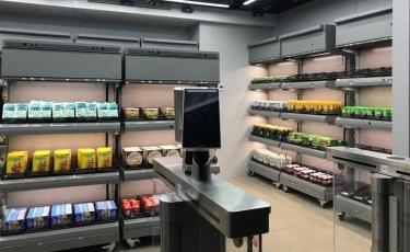 """海信智能牵手百度打造新一代AI门店,让""""人脸""""代替手机成为购物通行证"""