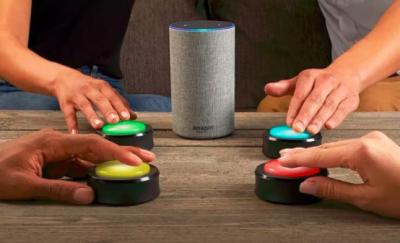 重新定义开关,亚马逊为游戏配件Echo Buttons挖掘新潜能