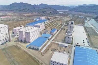 集安总投资48亿元石墨高科技产业园项目正式启动