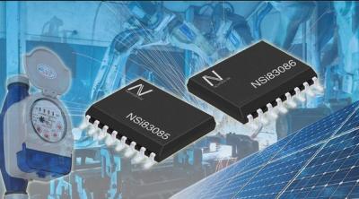 纳芯微电子推出两款隔离RS-485收发器,加速芯片国产化进程