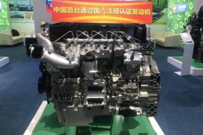 玉柴首台国六认证发动机亮相 实力说话布局国六客车领域