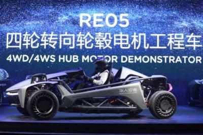 华人运通牵头参与国内第一套汽车用轮毂电动轮行业性标准的制定
