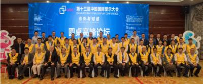 工信部:2018年中国大陆显示产业规模将超3000亿元