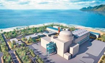 """中国自主三代核电""""华龙一号""""英国通用设计审查进入第三阶段"""