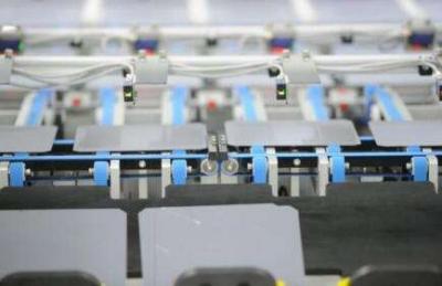 通威双流3.2GW高效晶硅电池项目正式投产