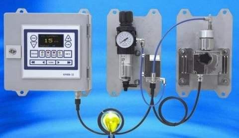 西北油田64台在线含水监测仪正式投入使用