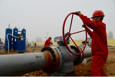 """中石化鄂安一期工程投产,""""三桶油""""全面冲刺天然气保供"""