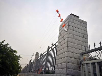 艾礼安脉冲电子围栏等系统为中国西部云计算中心保驾护航