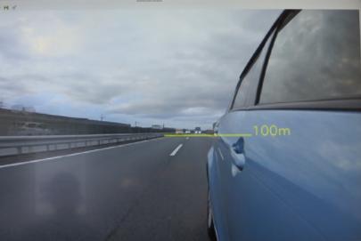三菱电机推出安全驾驶支持系统 通过电子后视镜识别车辆