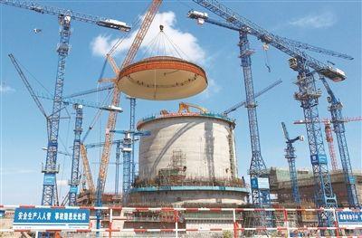 华龙一号全球首堆福清核电5号机组有望2020年建成