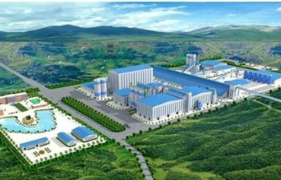 山东济钢年产1000万吨脱硫剂、碳酸钙项目开建!
