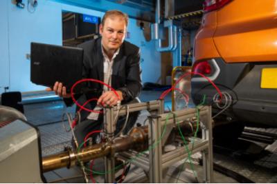 上汽集团与巴斯大学合作提升汽油微粒过滤器性能