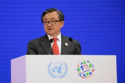 联合国世界地理信息大会:首日峰会签约63个产业项目