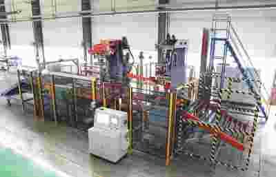 软控历时一年半研发第三代全钢动平衡试验机在美洲成功验收