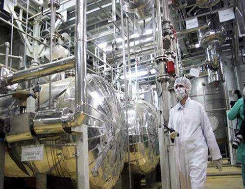 中核陕铀:新一代铀浓缩离心机商用示范工程通过竣工验收