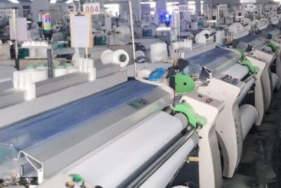 江浙淘汰整治后喷水织机产能出现跨越式扩张