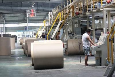 富阳2家造纸厂因存在生产安全隐患被罚款数万元