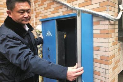 """济南水表穿""""新衣"""":济南水务这个防冻神器拿了国家专利"""